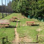 赤羽自然観察公園に行って、昔の自衛隊駐屯地を思い出して来た。