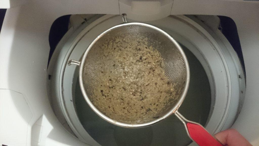 過酸化ソーダで洗濯機掃除