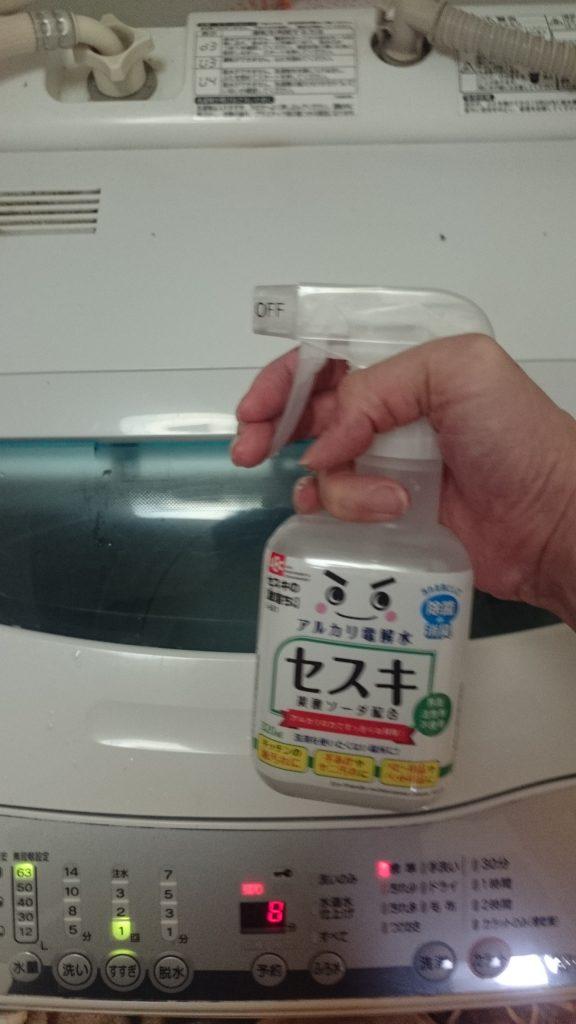 過酸化ソーダ・酸素系漂白剤