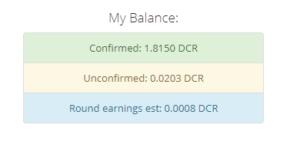 6月分DCR収益