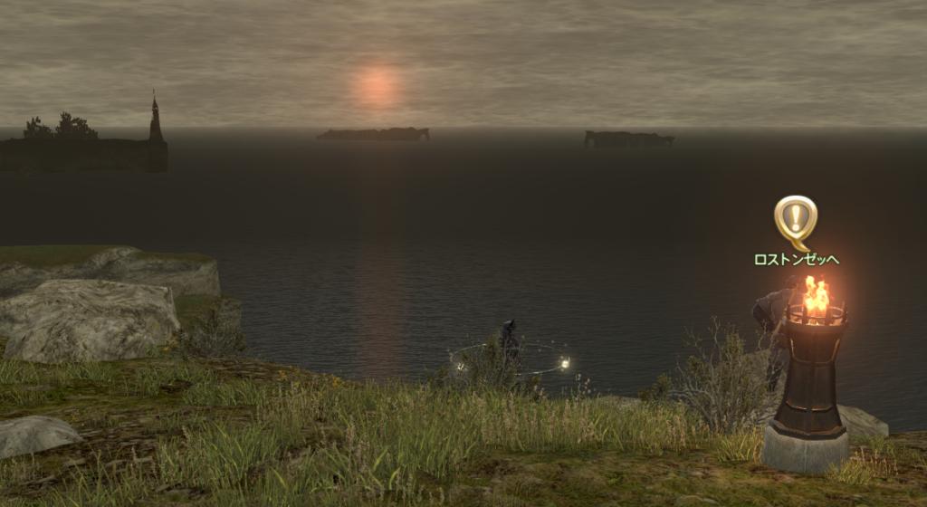 低地ラノシア オシュオン灯台