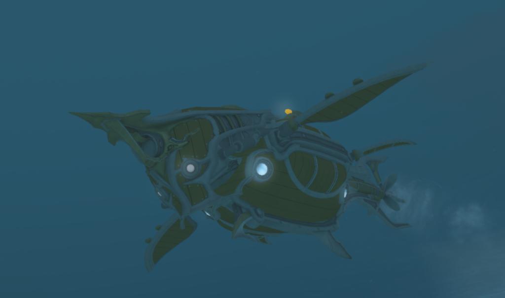シャーク級潜水艦